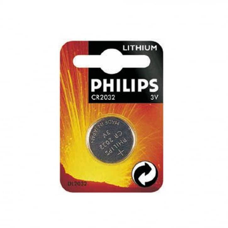 : Philips  Knopf Batterie 3V CR2032