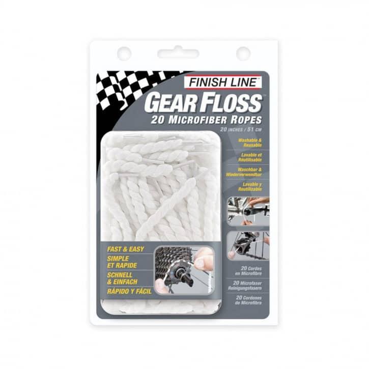 finish-line-gear-gloss-zahnseide-20-er-set
