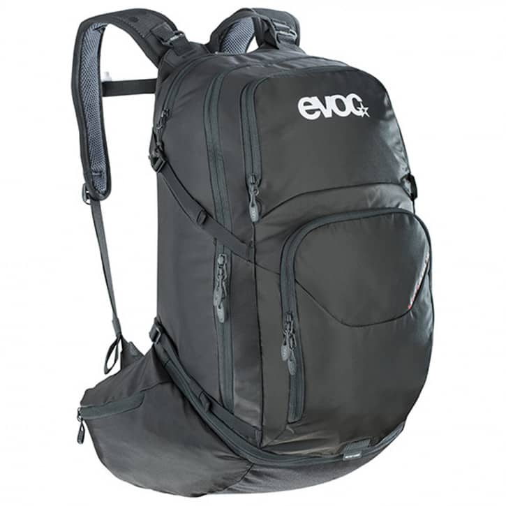 evoc-explorer-pro-30l-black