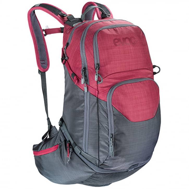 evoc-explorer-pro-30l-heather-carbon-grey-heather-ruby