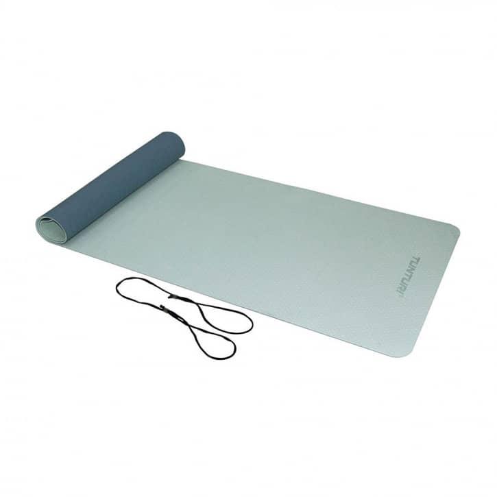 tunturi-yogamatte-tpe-4-mm-dblau-hblau