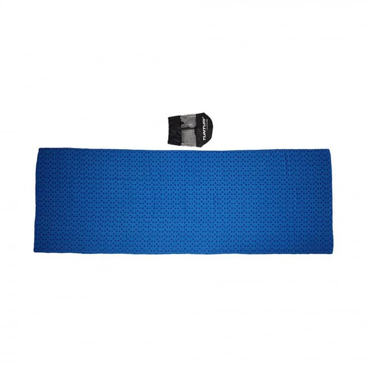 tunturi-yoga-handtuch-blau