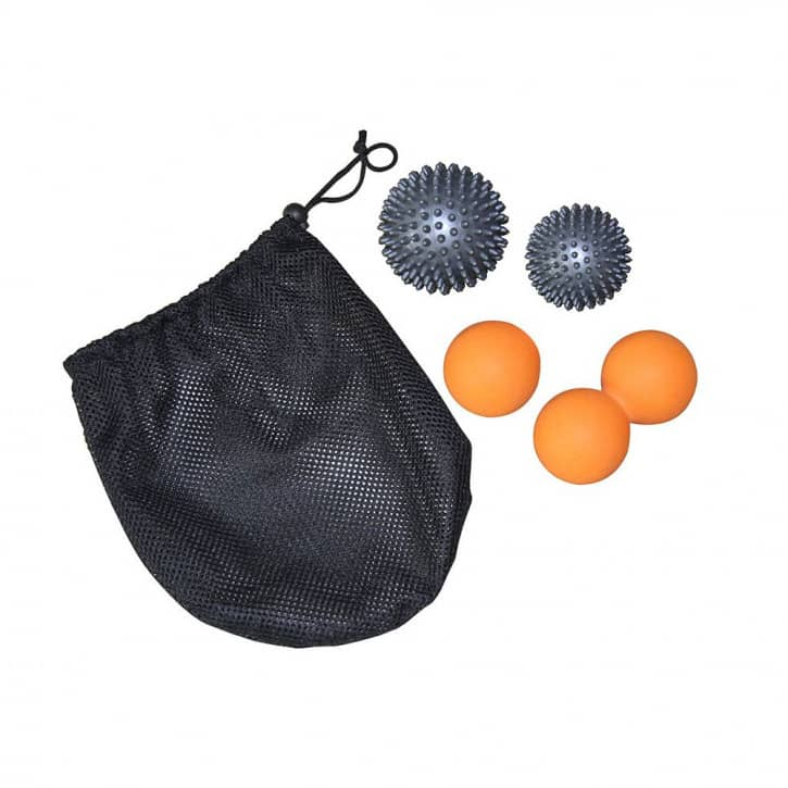 tunturi-massage-ball-set
