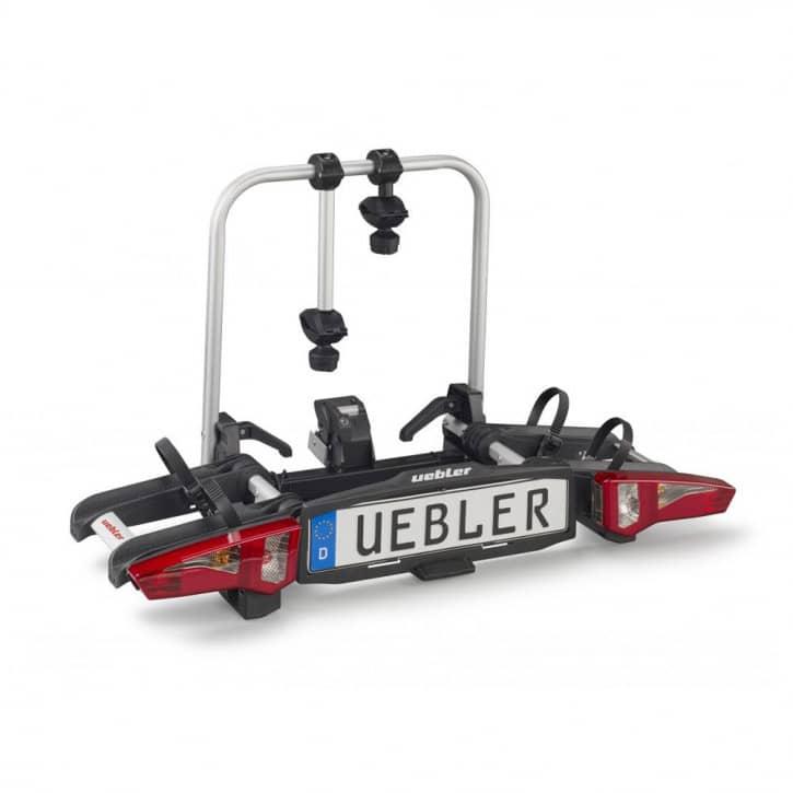 Fahrradteile: Uebler  i21 Kupplungsträger für 2 Fahrräder 60° Abklappwinkel