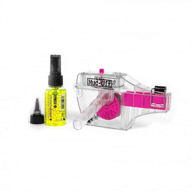 Fahrradteile: Muc-Off Muc Off X3 Chain Cleaning Device