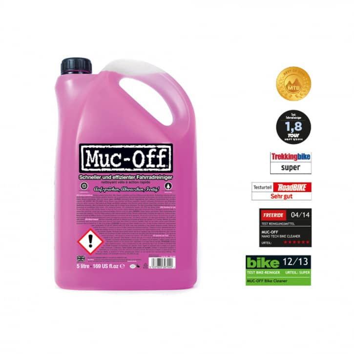 Fahrradteile: Muc-Off Muc Off Bike Cleaner 5 litre