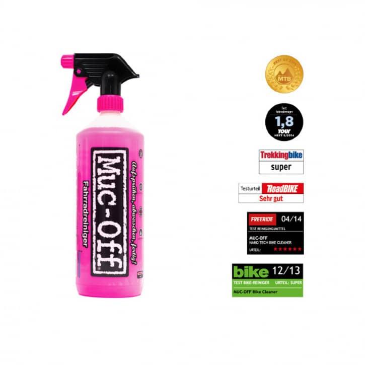 Fahrradteile: Muc-Off Muc Off Bike Cleaner 1 litre incl. trigger CAPPED