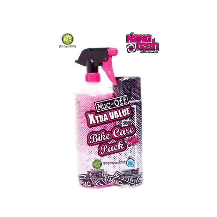 Fahrradteile: Muc-Off Muc Off XTRA Value Duo Pack