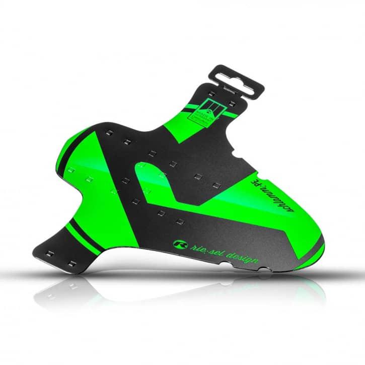riesel-design-mudguard-schlammpe-green, 17.90 EUR @ fitstore24