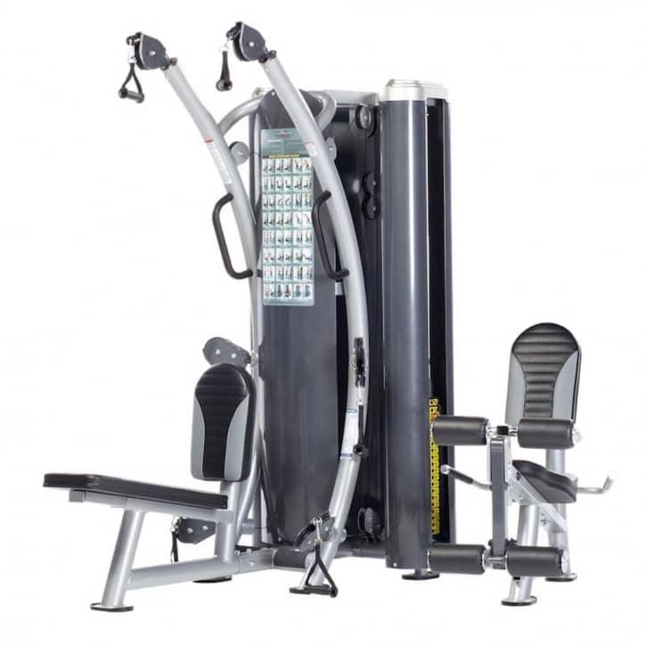 : Tuff Stuff Fitness Tuff Stuff Dual Stack Functional Trainer HTX-2000