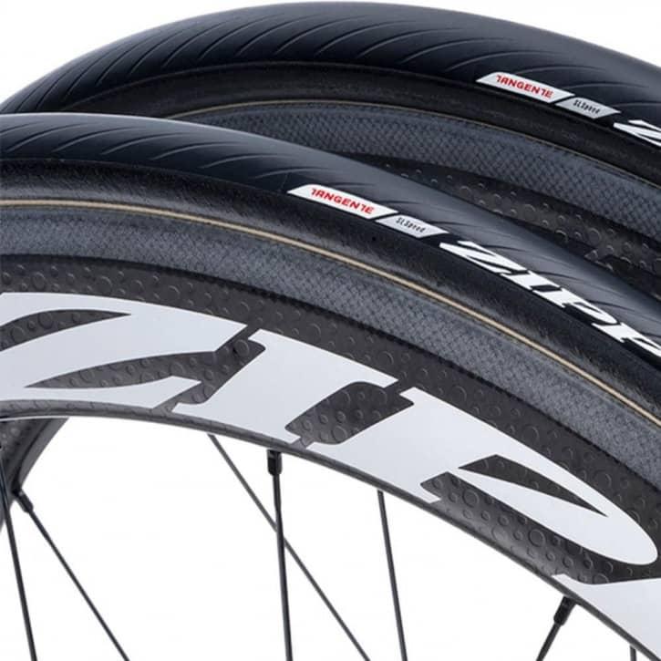 Fahrradteile: Zipp Schlauchreifen ZIPP Tangente SL Speed tub. 700x24