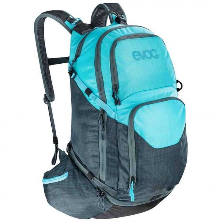 evoc-explorer-pro-30l-heather-slate-heather-neon-blue