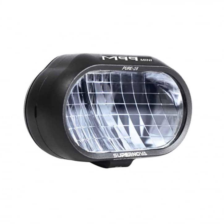 Fahrradteile/Beleuchtung: Supernova SUPERNOVA M99 Mini Pure Scheinwerfer für E-Bike