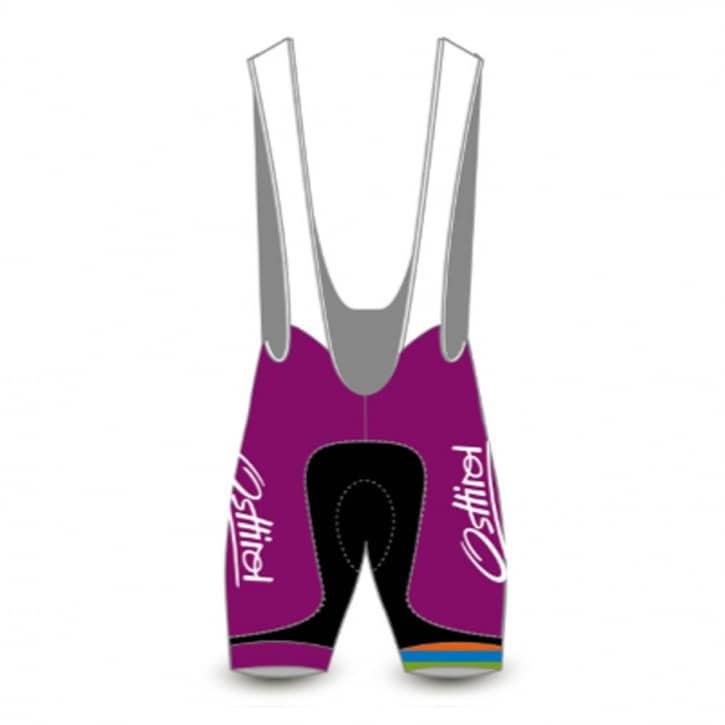 Bekleidung: Sicleri Fitstore24 Team Bib Lady viola L