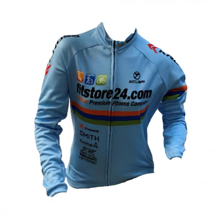 fitstore24-teamtrikot-lang-azzurro-xxs