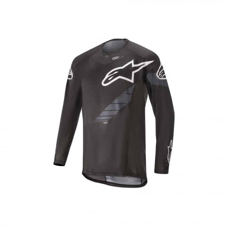 Bekleidung: Alpinestars  Techstar LS Jersey Black Edition Black Anthracite L