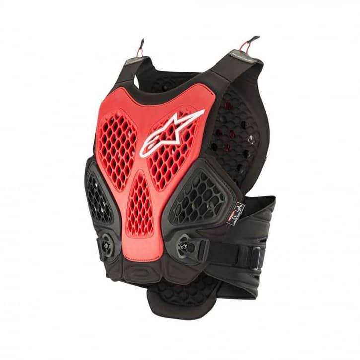 : Alpinestars  Bionic Plus Pection Vest Black Red