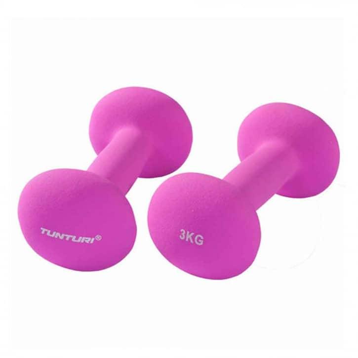 tunturi-neopren-hantel-3-kg-purple