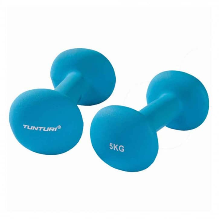 tunturi-neopren-hantel-5-kg-blau