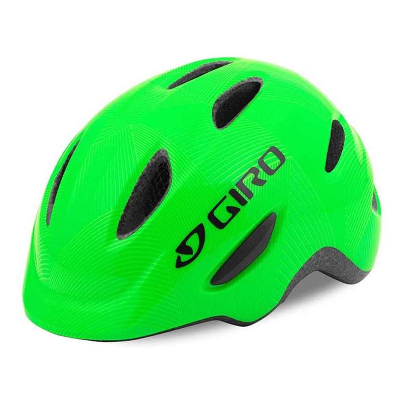 Giro Helm SCAMP 17 green/lime S 200165-018-S