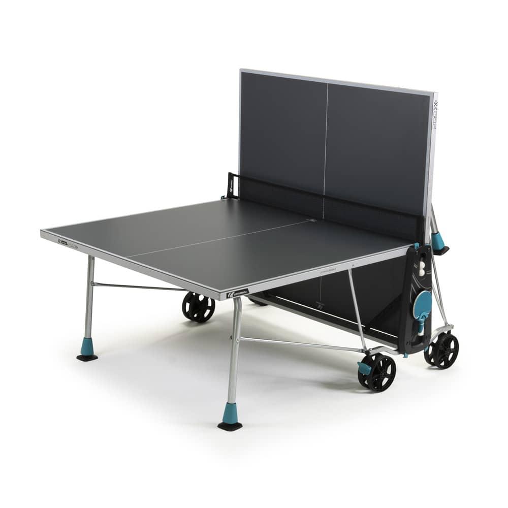 Cornilleau 200x Outdoor Tischtennistisch grau 115301